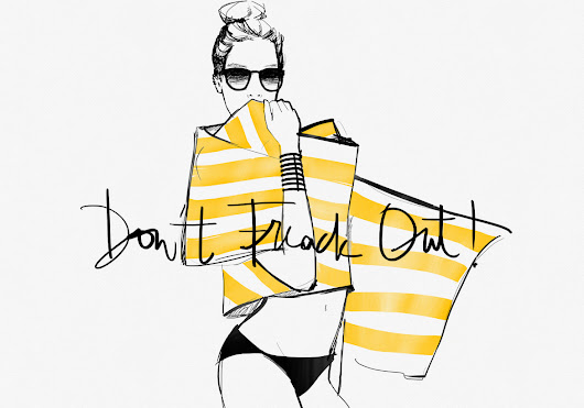 LADIES ONLY/ Don't Freak Out! by Garance Doré