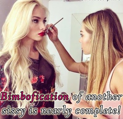 Bimbofication Sissy TG Caption - Star TG Captions - Crossdressing and Sissy Tales and Captioned images