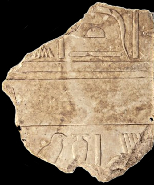 Egypt receives ancient stolen limestone relief from UK