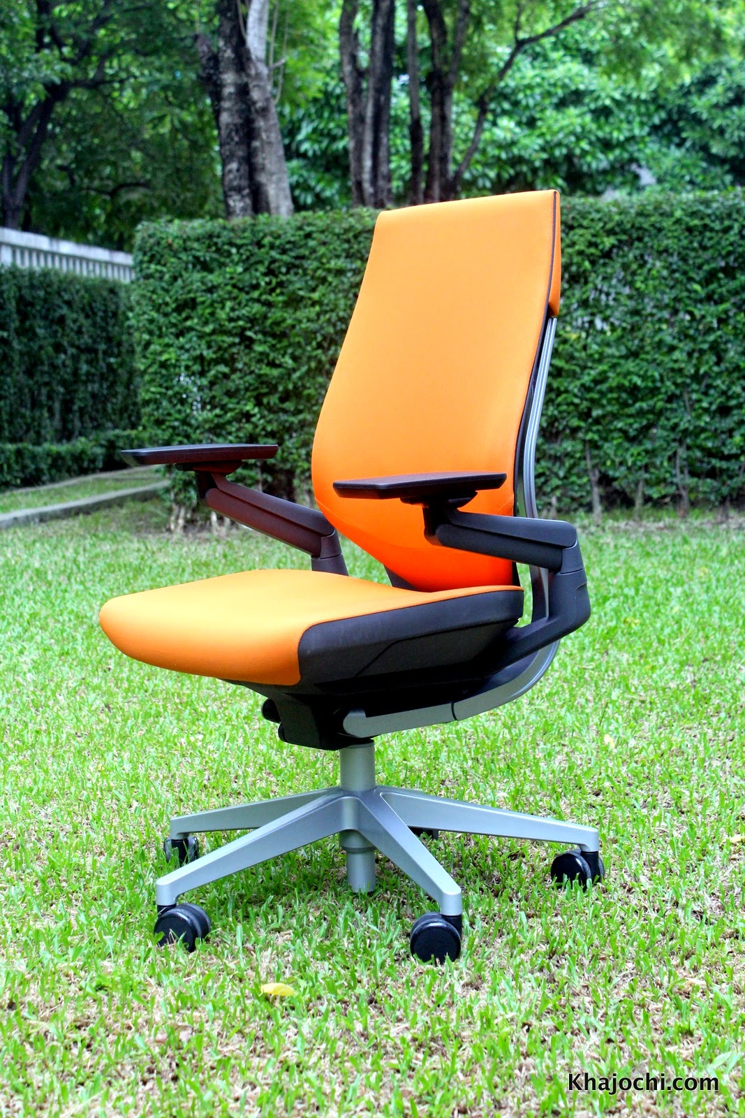 Steelcase Gesture Chair Review Office Posture Helper รวว จาก Modernform เกาอทออกแบบมาเพอยค