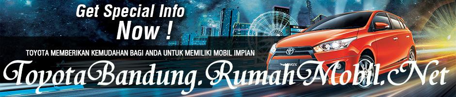 Daftar Harga Toyota Yaris OTR Bandung