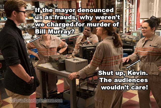 ghostbusters 2016 meme bill murray death