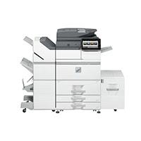Sharp MX-M6570 printer drivers