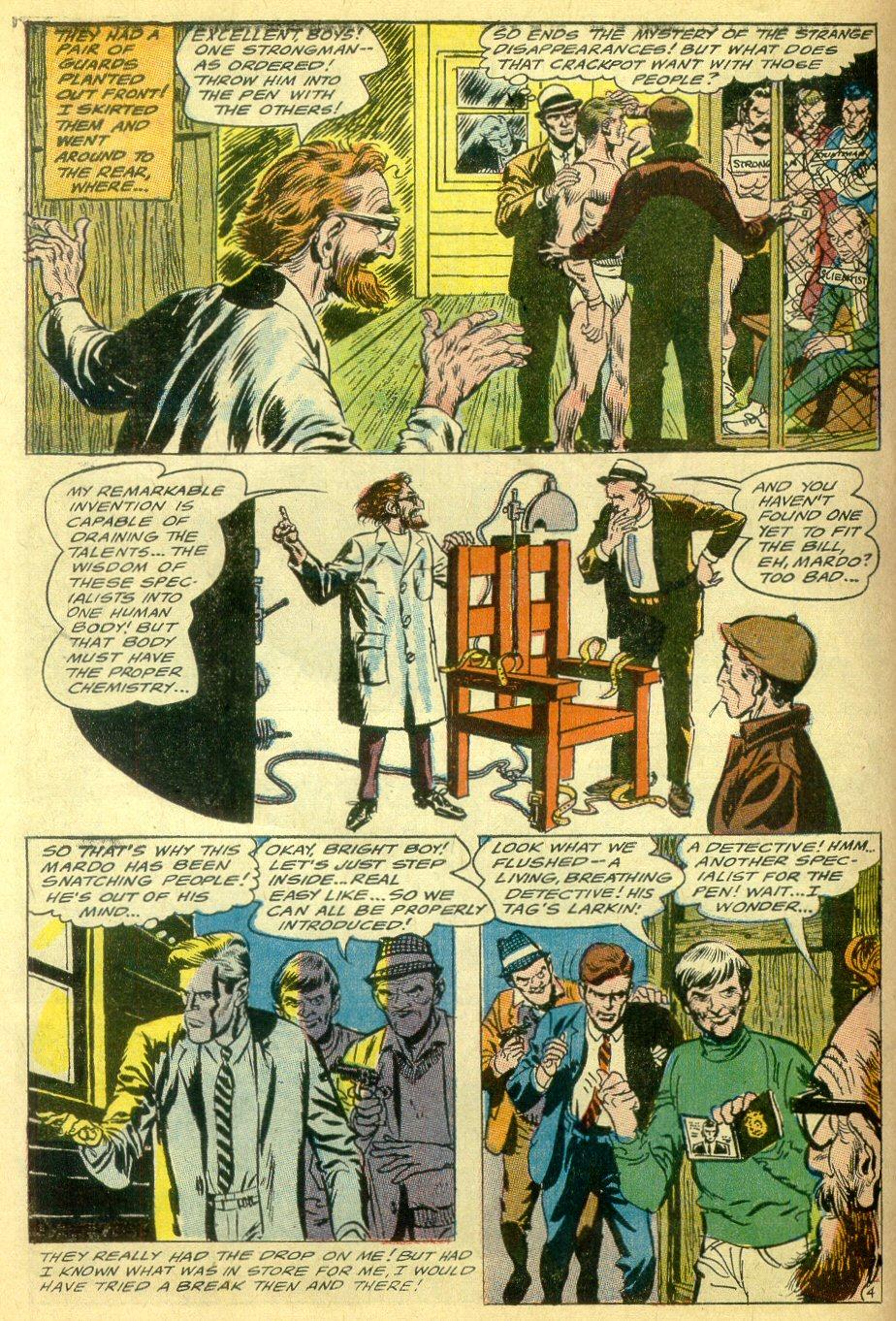 Strange Adventures (1950) issue 193 - Page 6