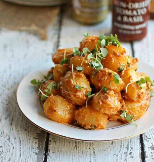 Mediterranean Tapas Potatoes