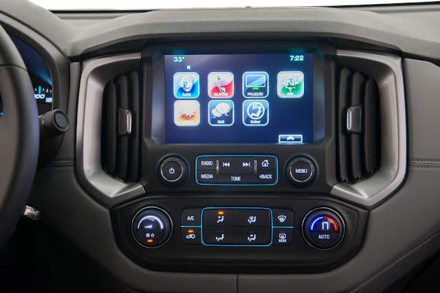 Nova Chevrolet S-10 Flex 2018