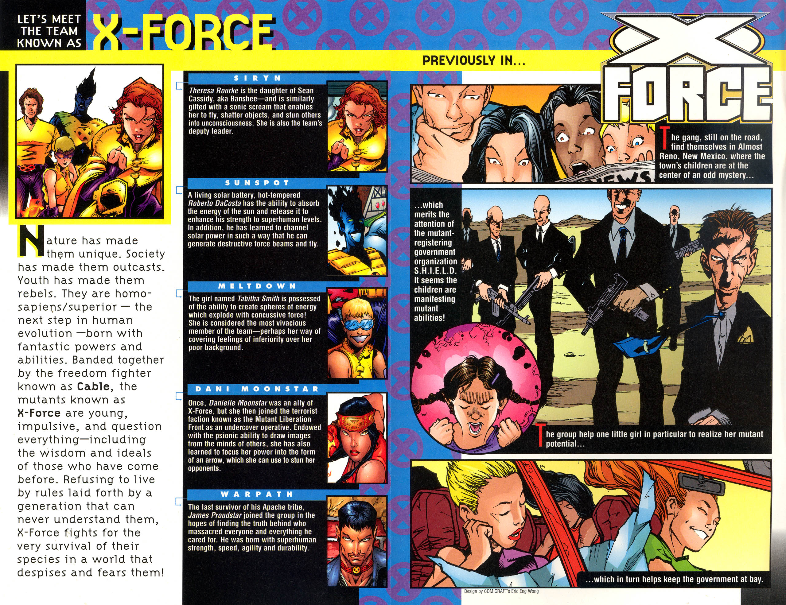 Read online X-Force (1991) comic -  Issue #78 - 3