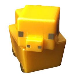 Minecraft Chest Series 4 Pig Mini Figure