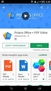 Aplikasi Pengolah Data di Android yang Praktis
