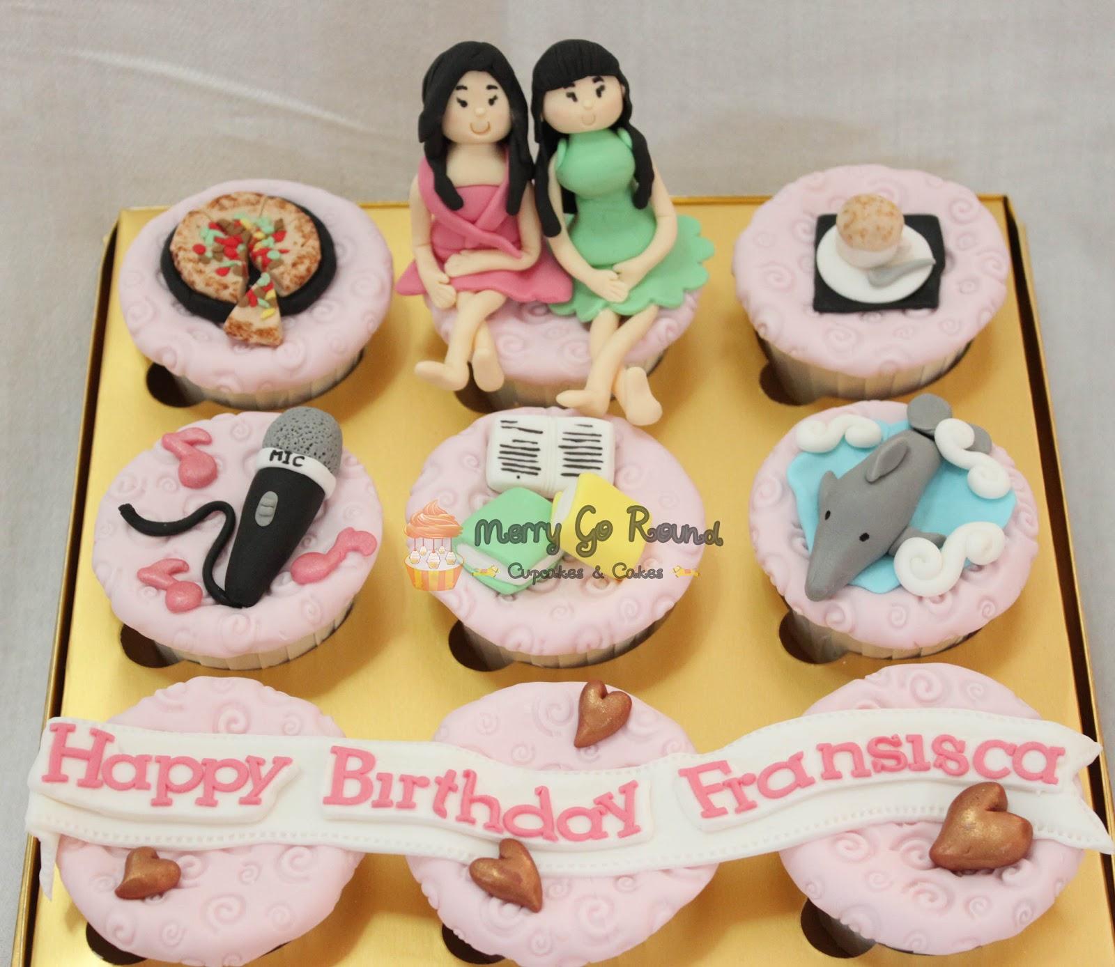 Cupcakes & Cakes: Birthday Cupcakes For
