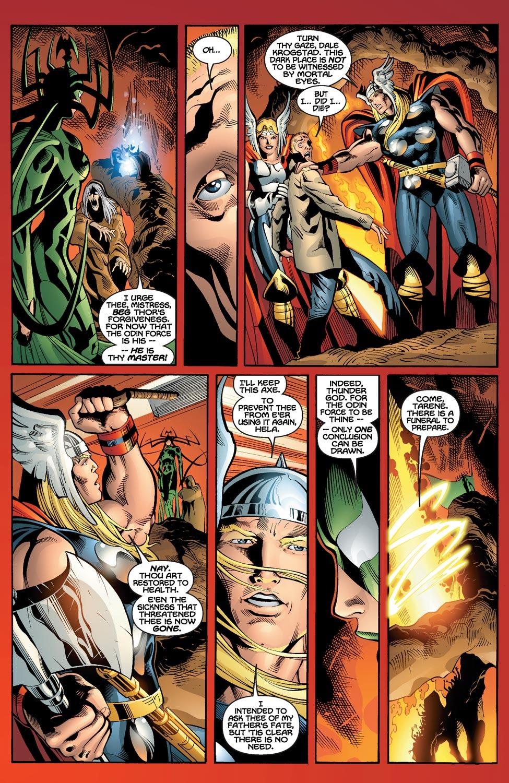 Thor (1998) Issue #43 #44 - English 20