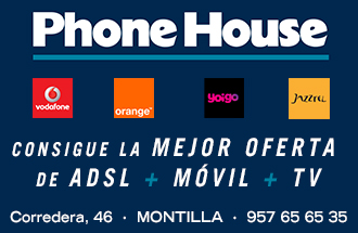 PHONE HOUSE MONTILLA