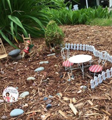 How to Make an Inexpensive Fairy Garden