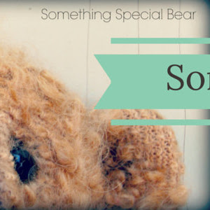 My New Etsy Shop - Something Special Bears