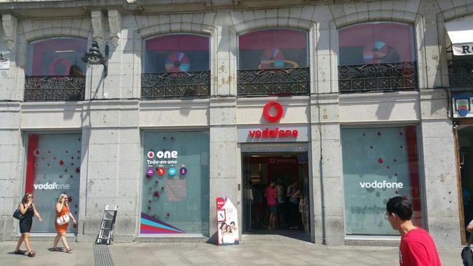 Vodafone es denunciada por spam