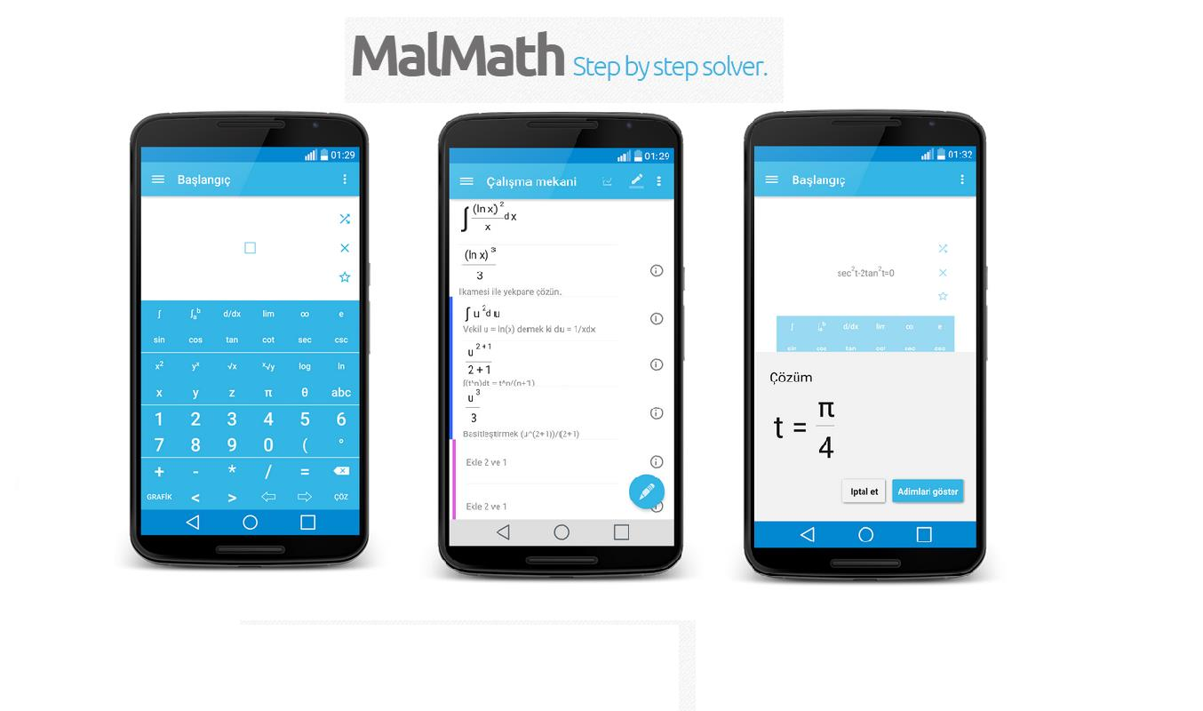 Seis Increibles Aplicaciones Para Resolver Ejercicios Matematicos