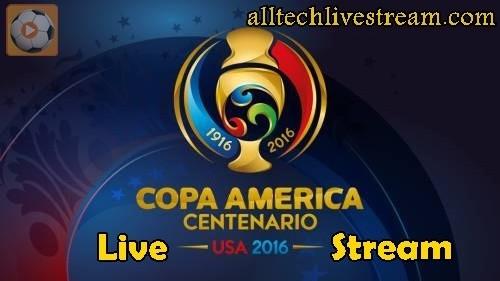 Copa America 2016 Live Stream