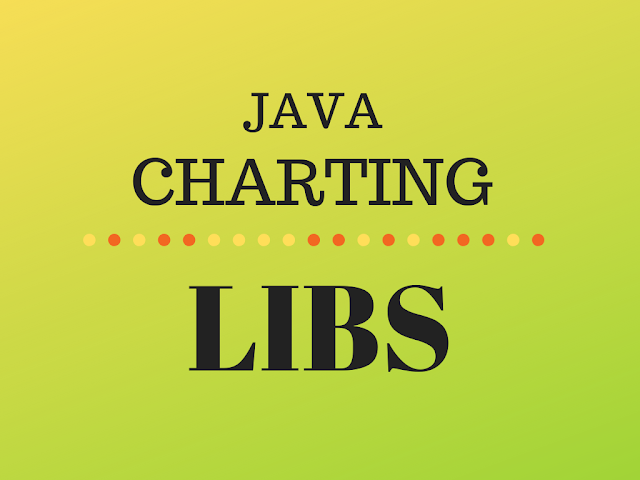 List of Java Charting Libraries