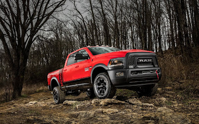 2017 ram 2500 widescreen hd wallpaper