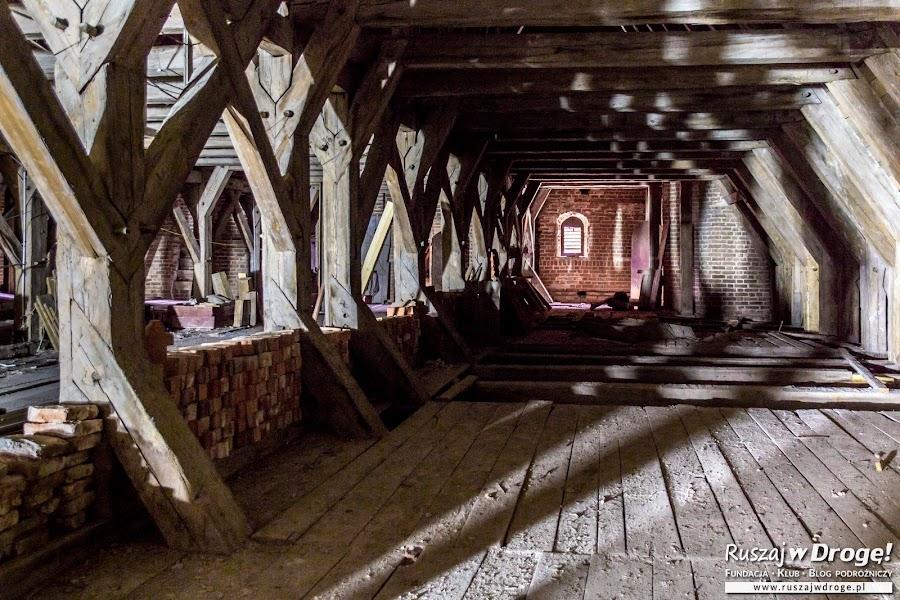 Poddasze Katedry we Fromborku