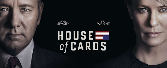 House of Cards S4 - Kevin Spacey & Robin Wright