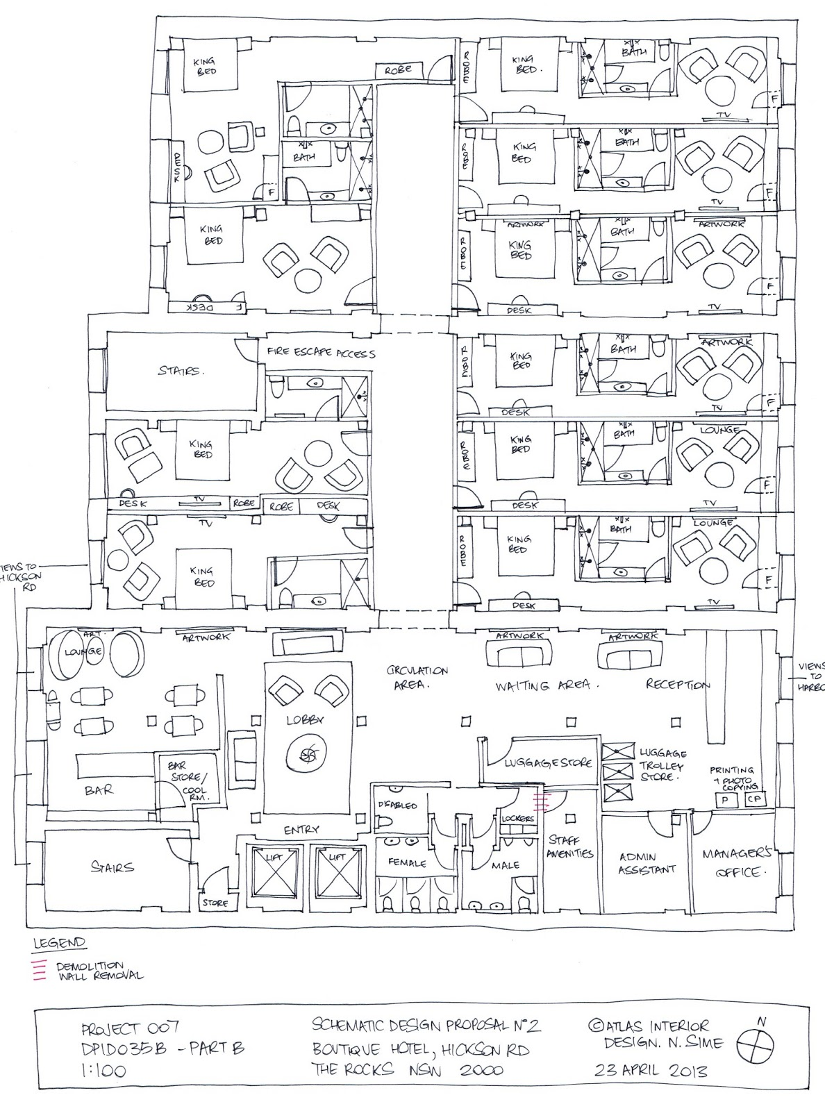 Interiors Dpid035b Complex Brief Present Schematic