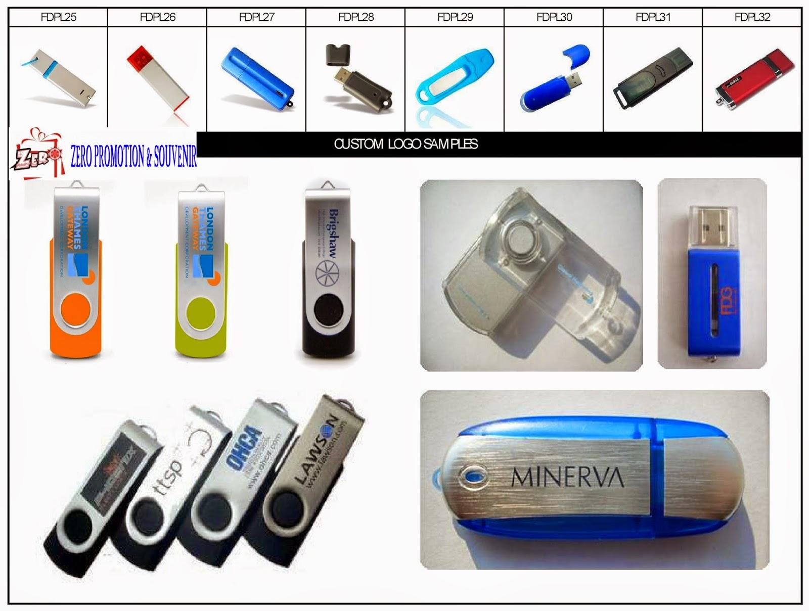 Jual USB Flashdisk Promosi