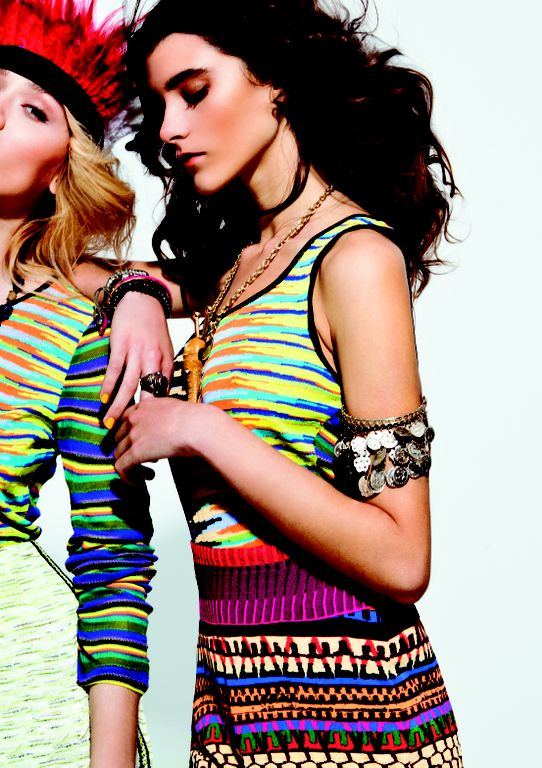 Aldomartins by Nuria Bisbal Presents Collection SS13 Hipnotik