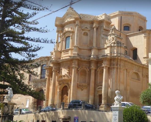 chiesa di san domenico a noto
