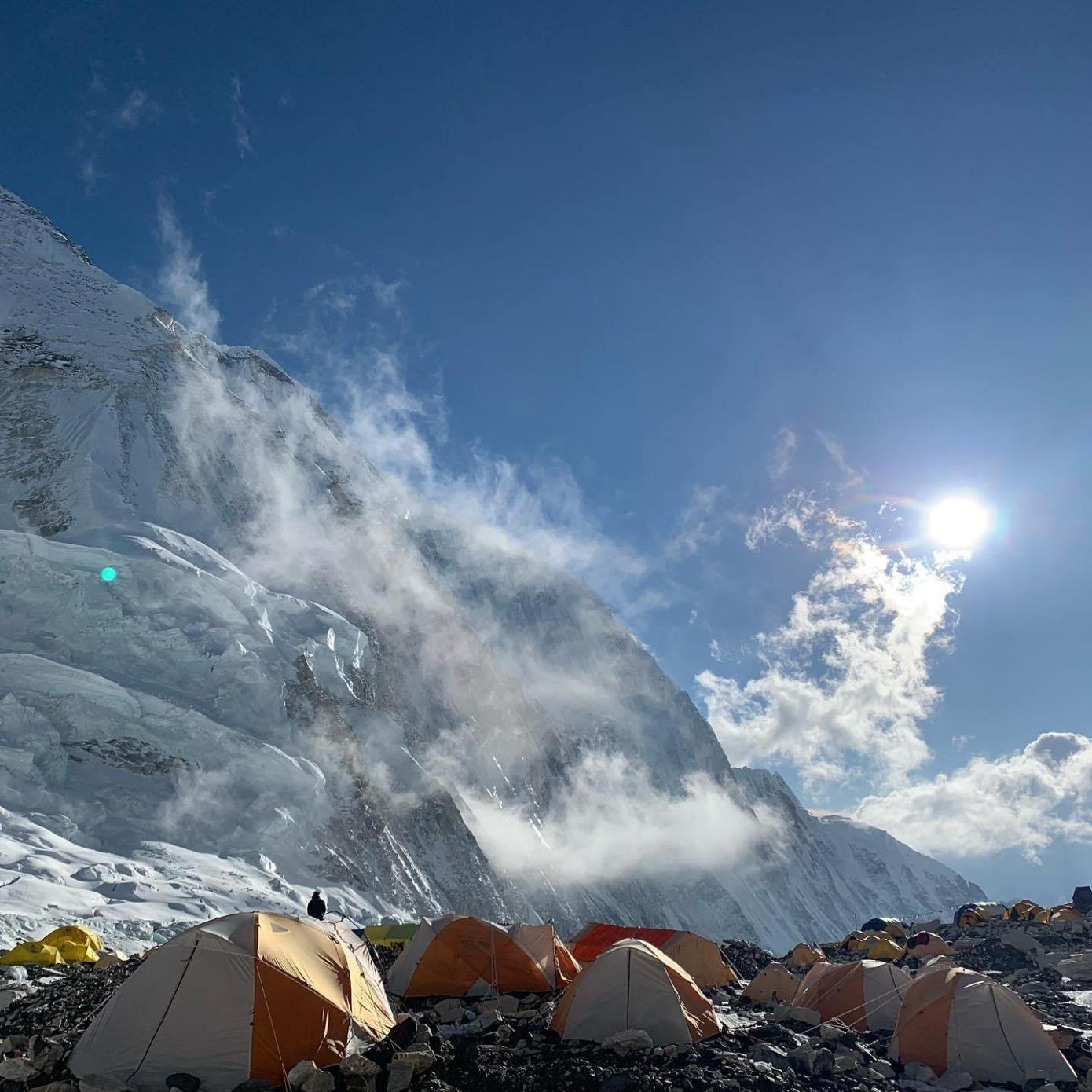 everest stream 2019