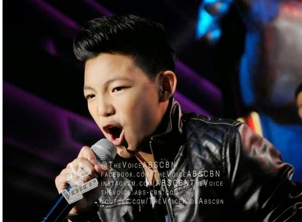 Watch Darren Espanto performed 'Ngayon' on Power Ballad Rounds of The Voice Kids PH Finale