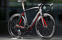 Competitive Road Bike