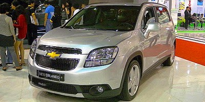 Chevrolet Orlando Indonesia Review