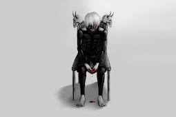 Fakta Menarik Kaneki Ken Dalam Serial Anime Tokyo Ghoul