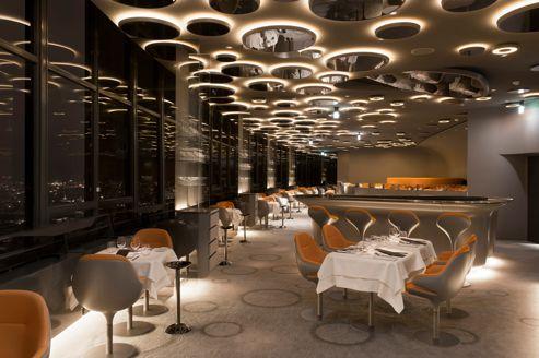 mes adresses le ciel de paris restaurant panoramique de la tour montparnasse 33 rue du. Black Bedroom Furniture Sets. Home Design Ideas