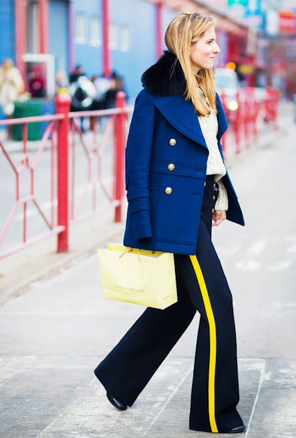 spring 2016, spring trends, track pants, side stripe pants, street style, athleisure