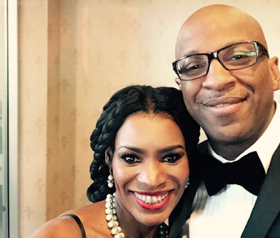American gospel singers Donnie McClurkin and Nicole C Mullen are engaged