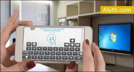 http://www.aluth.com/2016/01/control-your-pc-via-phone.html