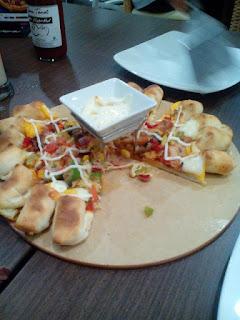 pizza dabu dabu di pizza hut palangkaraya