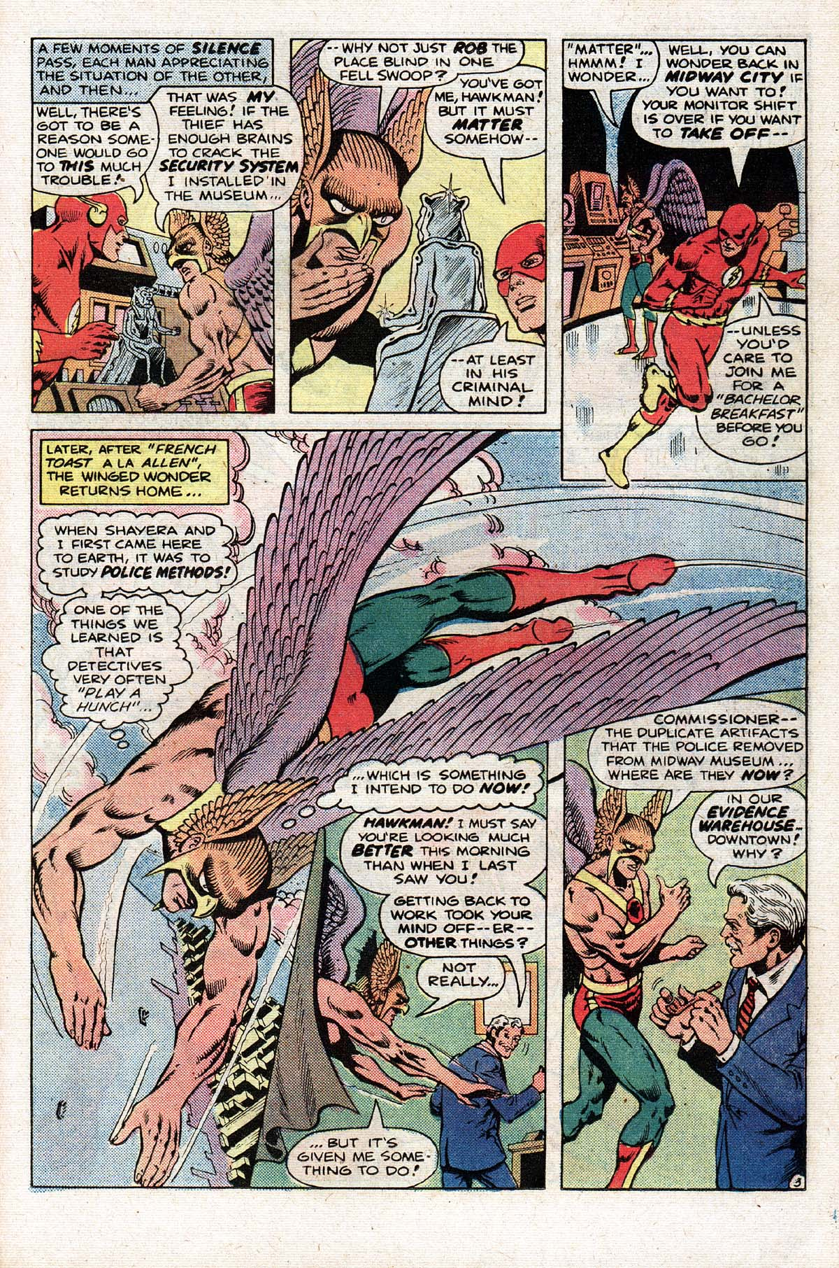 Read online World's Finest Comics comic -  Issue #275 - 35