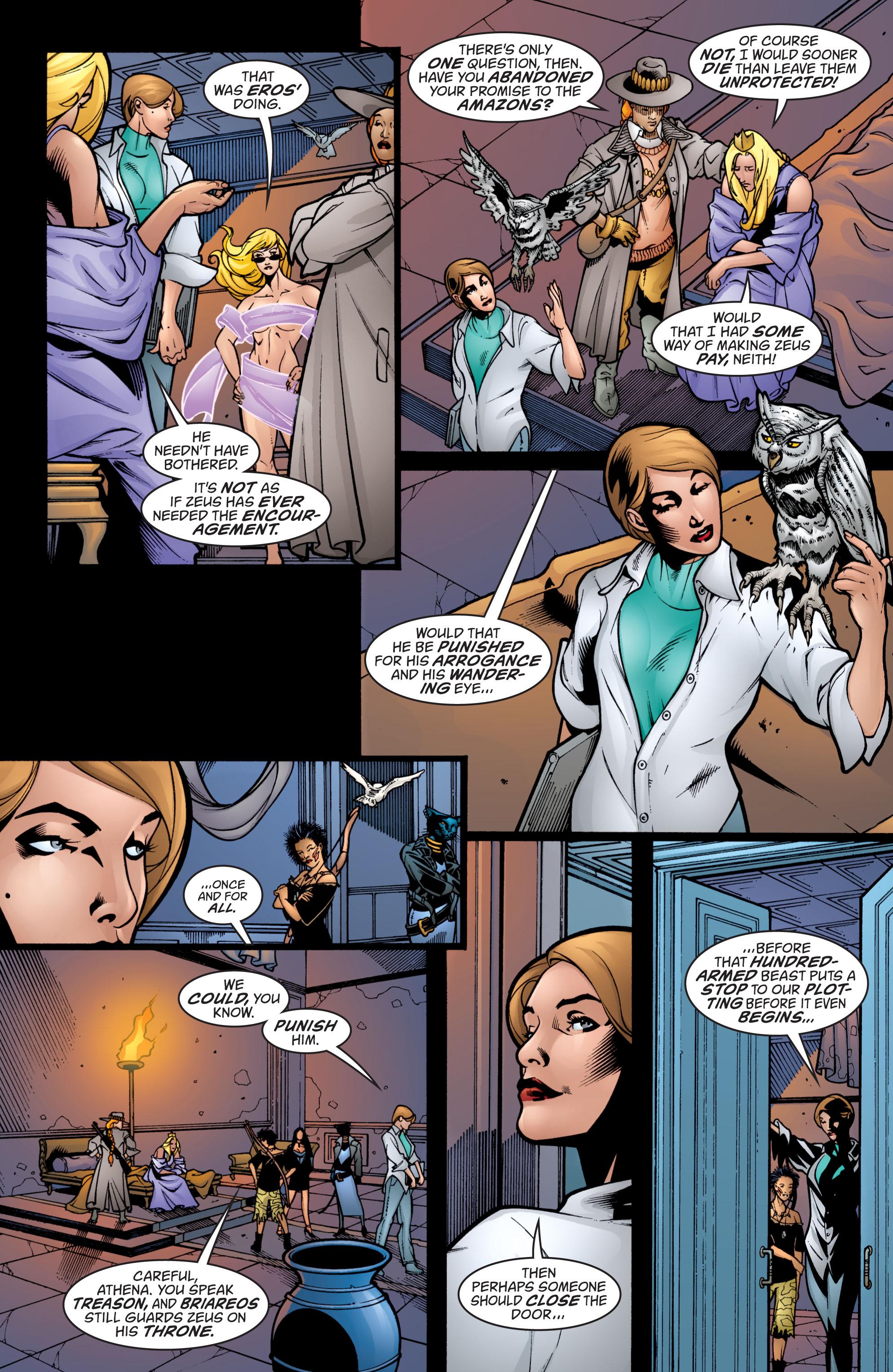 Read online Wonder Woman (1987) comic -  Issue #206 - 6
