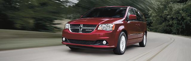 2015 Dodge Grand Caravan red