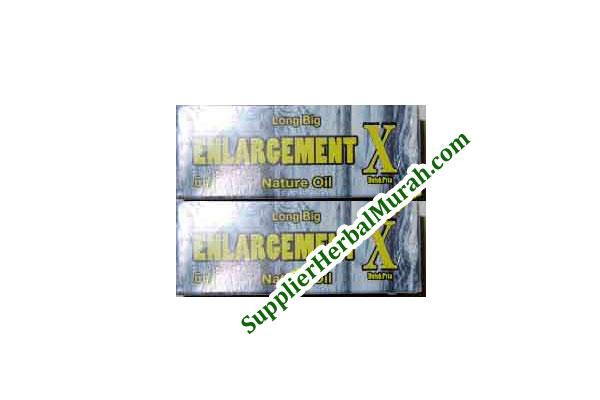Long Big Enlargement X Nature Oil 6 ml