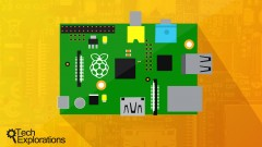 Tech Explorations™ Raspberry Pi: Full Stack Minibian