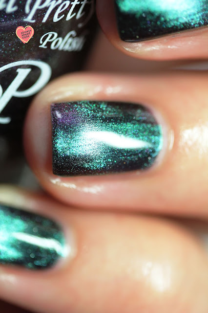 Paint It Pretty Polish Chick Magnet swatch by Streets Ahead Style