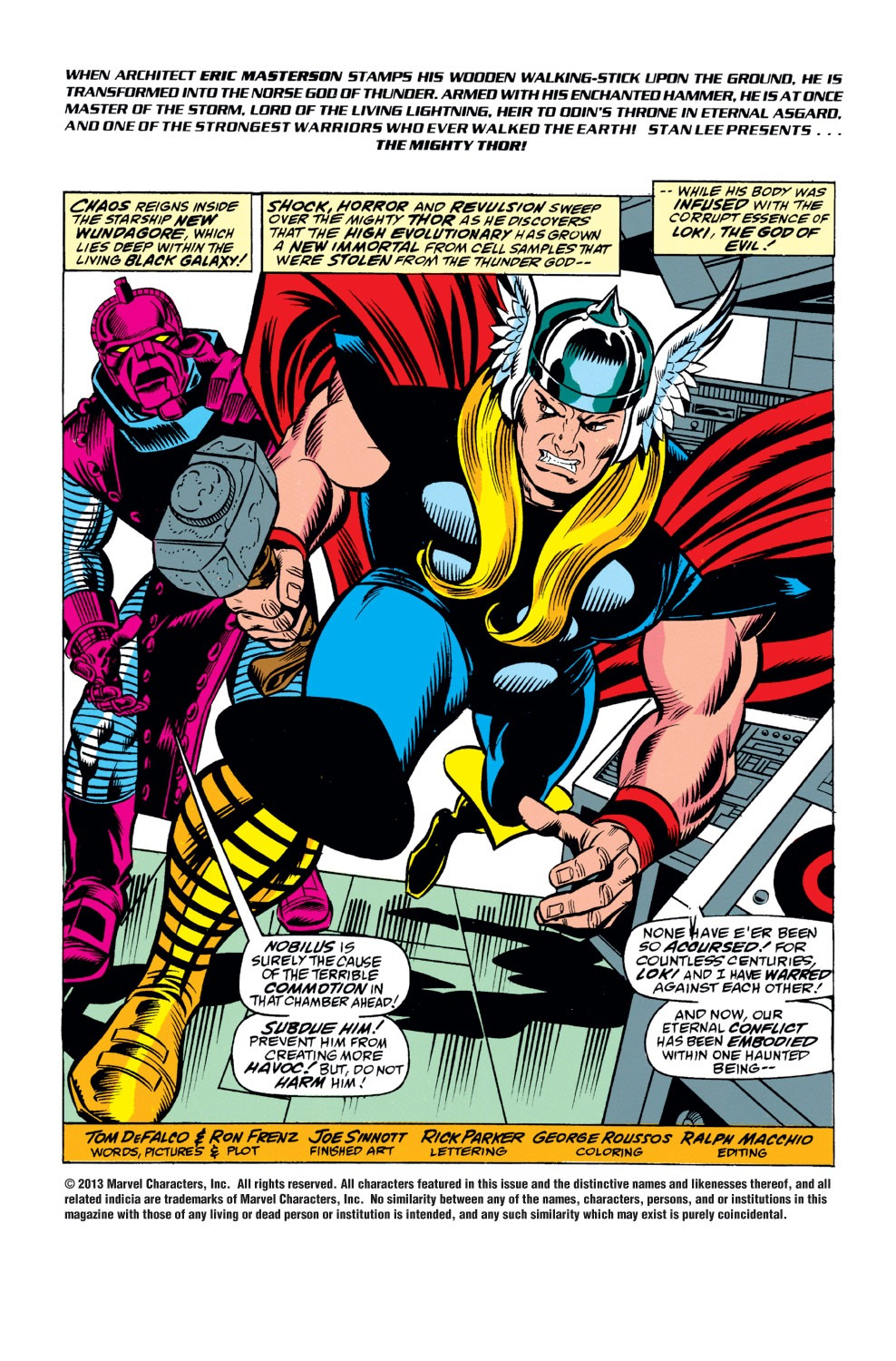 Thor (1966) 423 Page 2