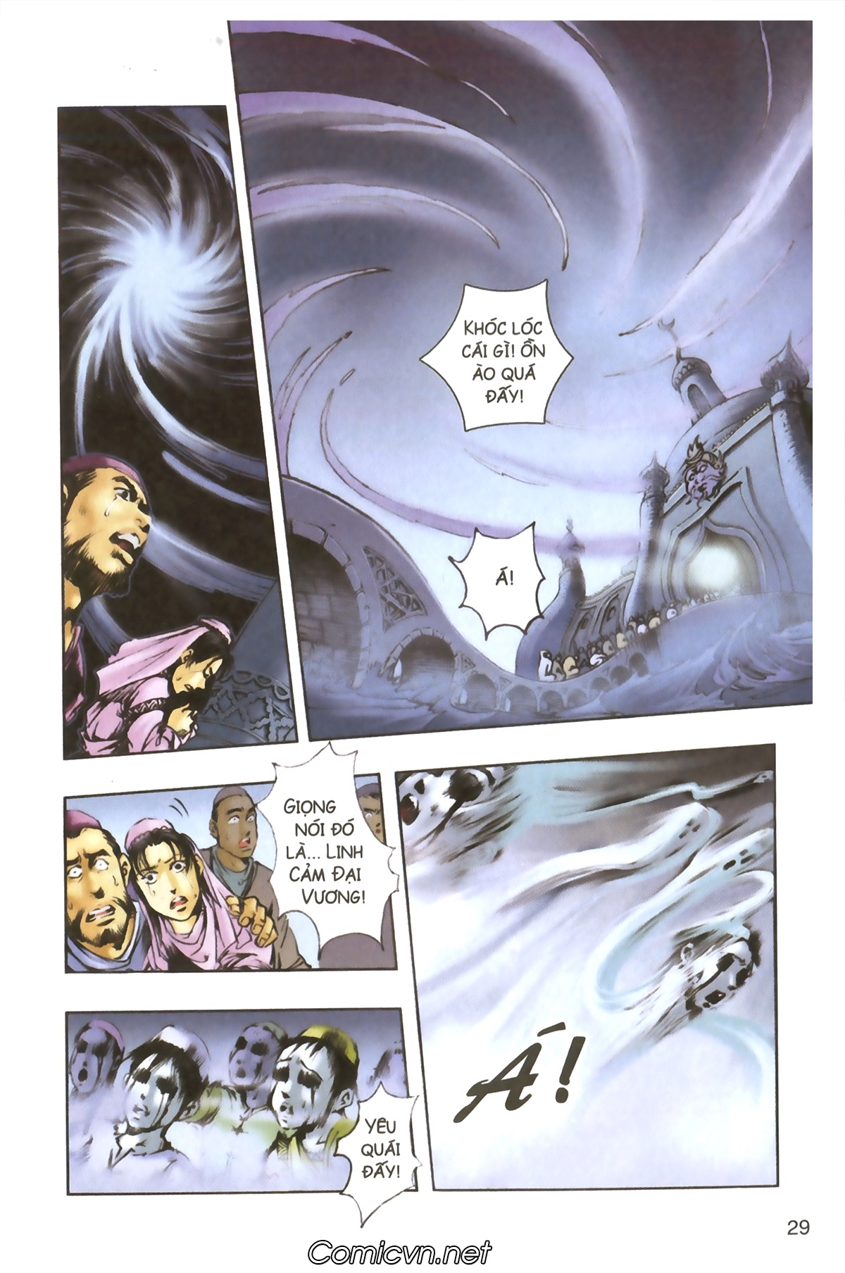 Tây Du Ký màu - Chapter 91 - Pic 28