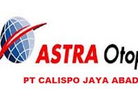 Lowongan Kerja PT. Calispo Jaya Abadi Pekanbaru