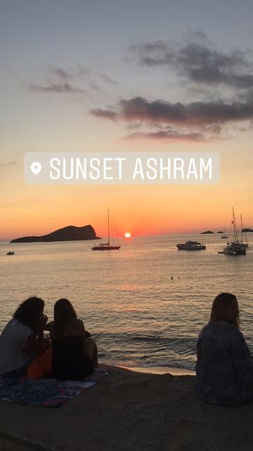 Hard Rock, Ibiza, Sunset
