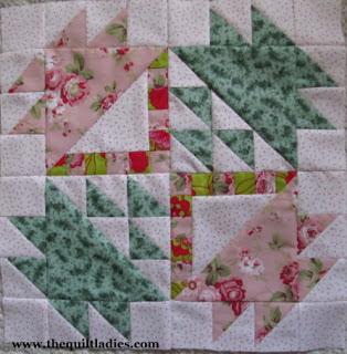 Basket Quilt Pattern Block Tutorial